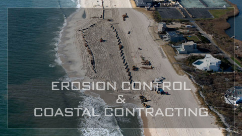Firstcoastal Erosion Control Coastal Contracting Link
