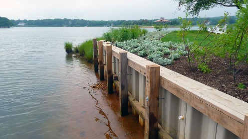 first coastal bayside bulkhead construction featured image