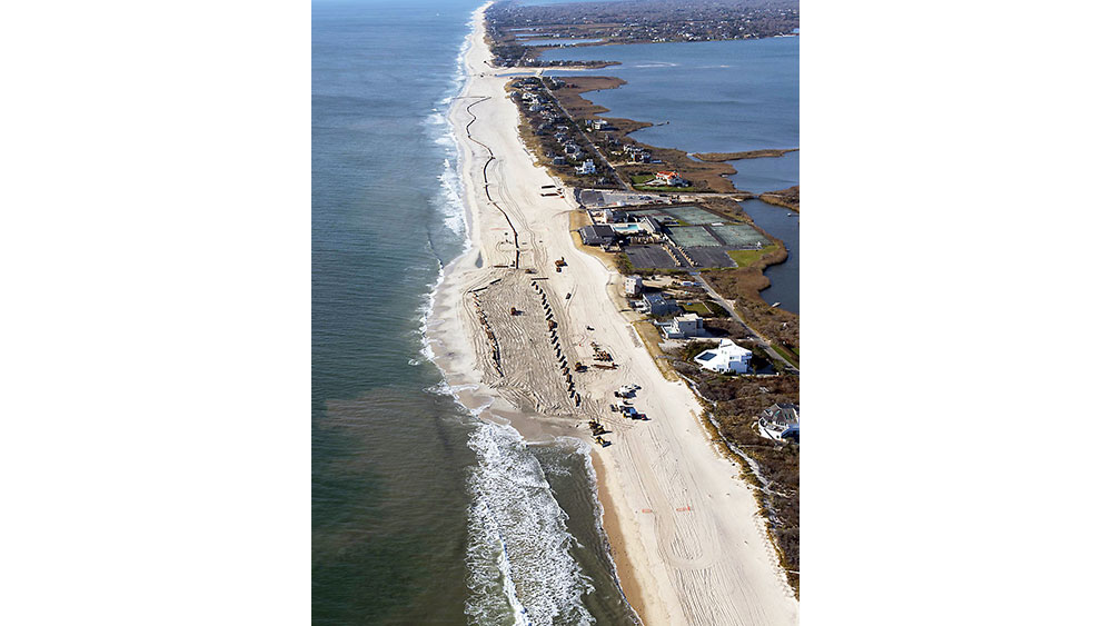 Beach Nourishment & Management