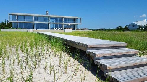 first coastal dune and bluff stairs and walkways featured image